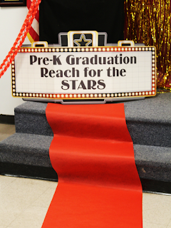 PreK Hollywood Graduation