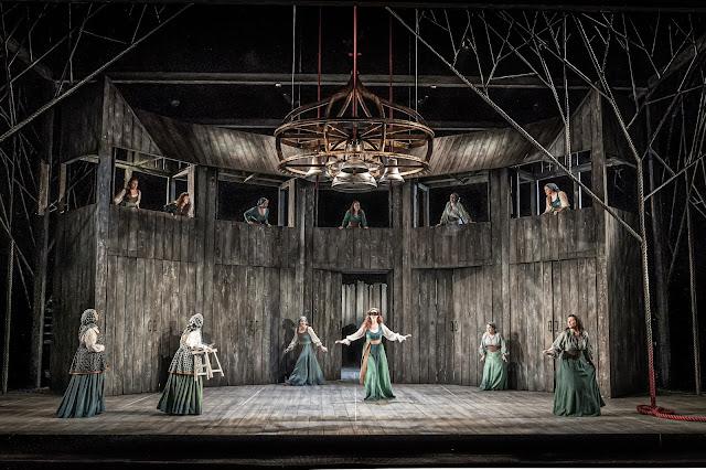 Rimsky Korsakov: Ivan the Terrible - Grange Park Opera (Photo Marc Brenner)