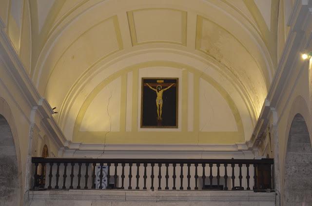 Coro Iglesia