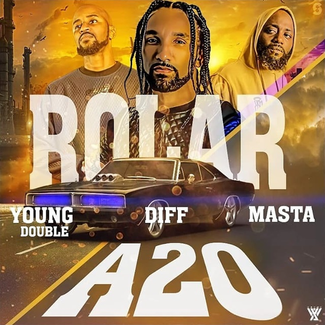 Diff - Rolar A 20 (feat. Masta & Young Double) (Rap) [Download]