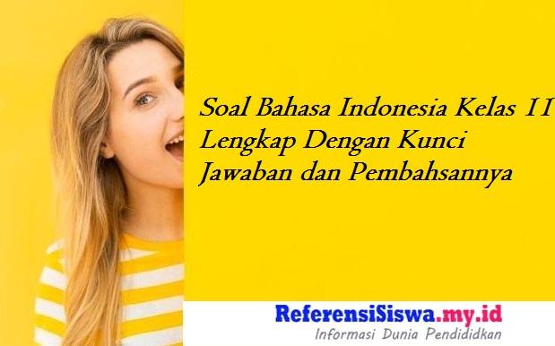 Jawaban Bahasa Indonesia Kelas 11 Halaman 163