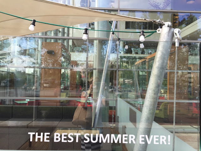Lato w mieście by daleka_droga/Summer in the city by daleka_droga