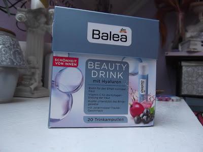 Kúra na pleť Beauty Drink Hyaluron Balea