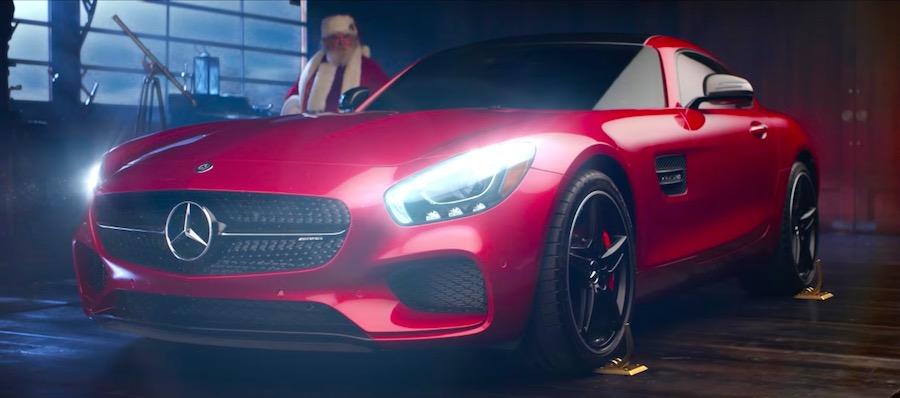 2016 idea web tools for Mercedes benz winter event commercial