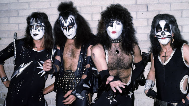 Face Paint For Kiss