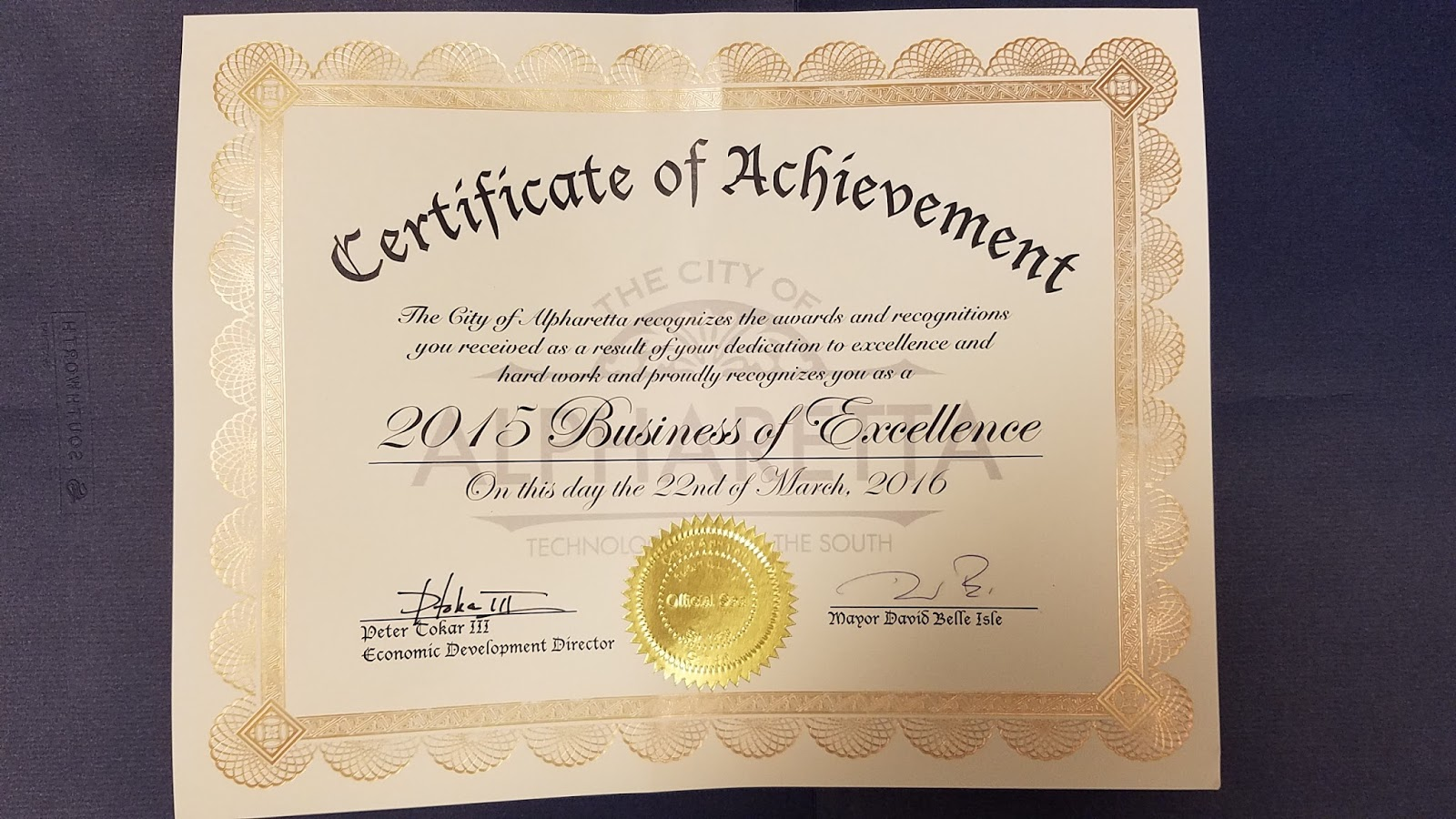 Fulton Science Academy Private School Official Blog Fsa Recognized