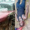 A POLICE OFFICER WEARING A ROSARY BEADS DEAD IN A NASTY ACCIDENT  ALONG LOKOJA ROAD KOGI STATE,( PHOTOS).