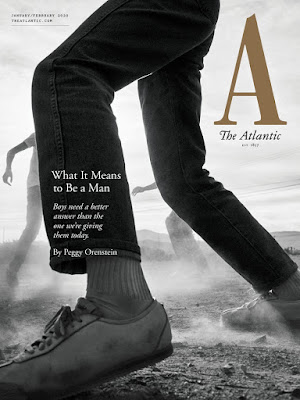 Cover of The Atlantic magazine