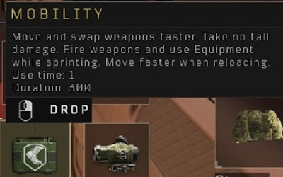 Các phẩm vật Perk có số lần được cần đến với phút giây tác dụng khác biệt, theo tính toán của nhà phân phối để bảo đảm tính ổn định cho Game