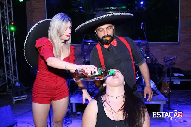 Open Bar em Itapema