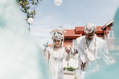 Pernikahan Fernando Fransiscus Ratuliu di Puncak