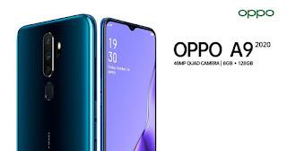 Hp Oppo A9 2020 Terbaru