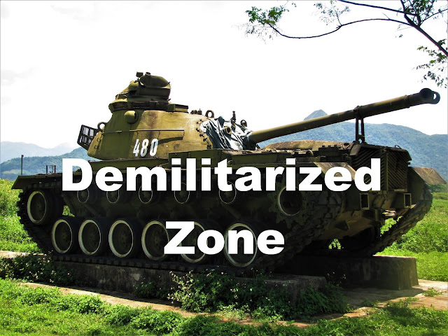 demilitarized zone vietnam world away