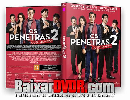 Os Penetras 2 – Quem Dá Mais? (2017) DVD-R OFICIAL