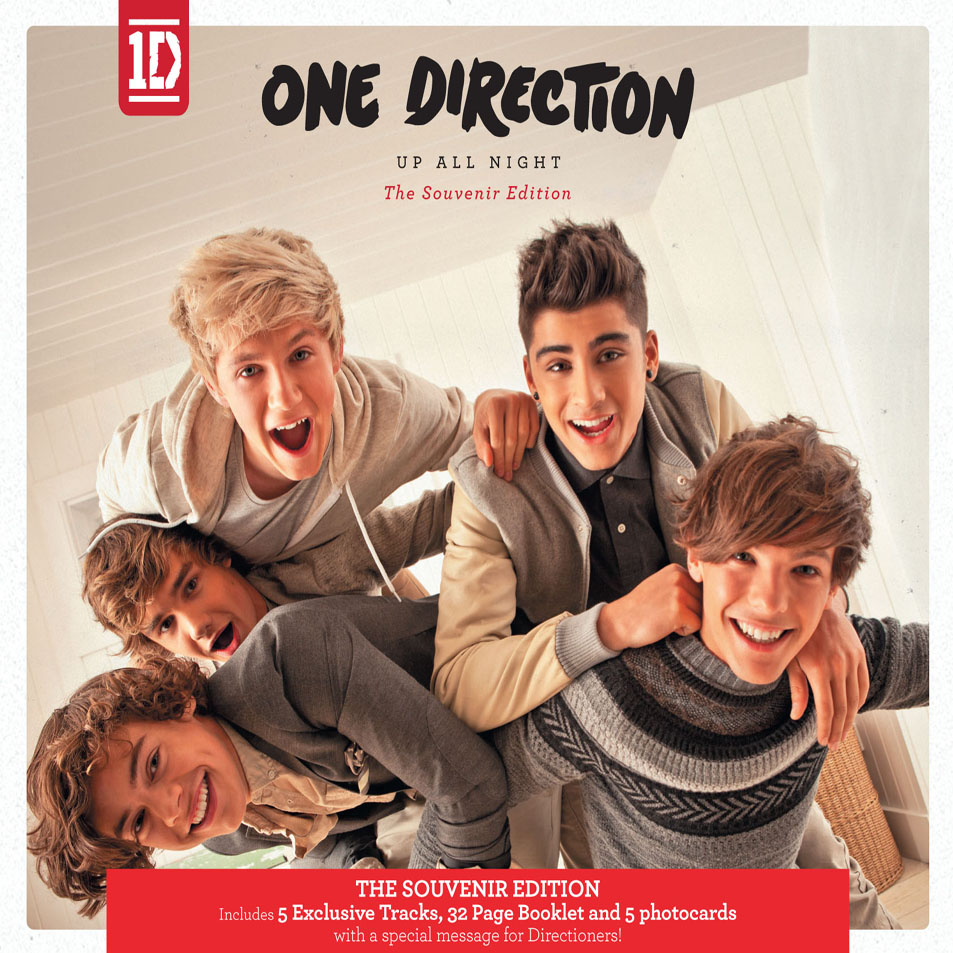 E Direction Up All Night