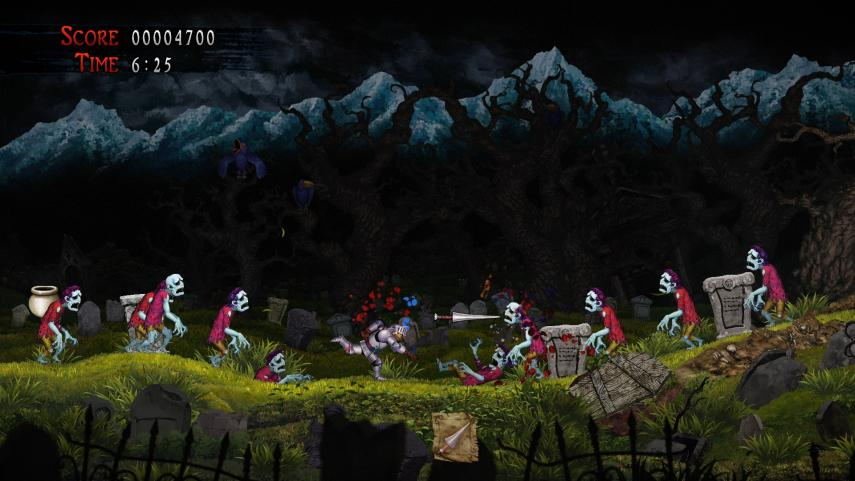 How to see the true ending of Ghosts' n Goblins Resurrection and unlock the armory