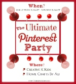 Scratch Made Food! & DIY Homemade Household featured at The Ultimate Pinterest Party Link up!