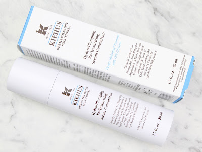 Kiehl's Hydro-Plumping Re-Texturising Serum Concentrate review