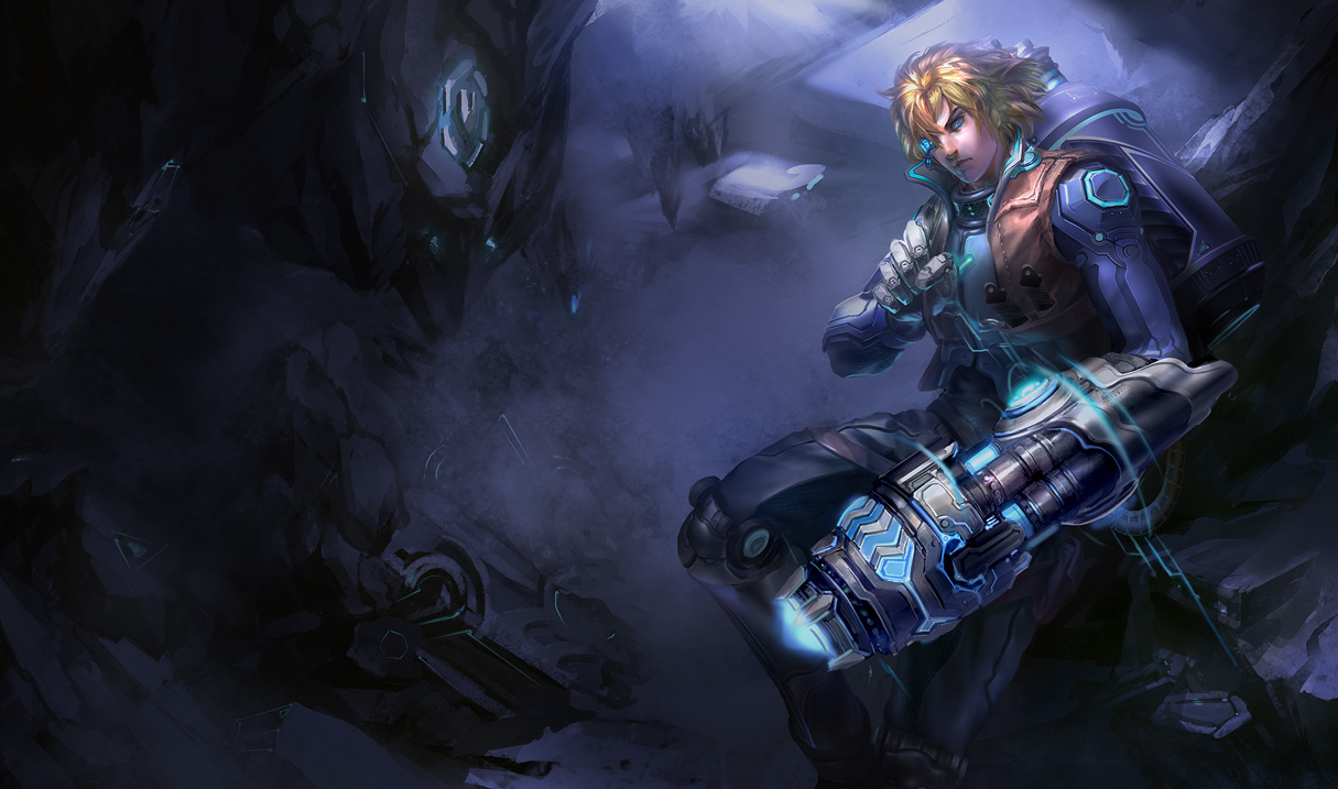 Lol Pulsefire Ezreal Skin Completed And Ready For Release Nerfplzlol