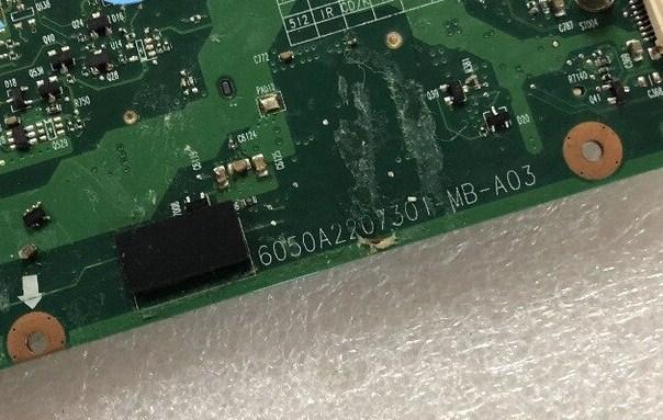 6050A2207301-MB-A03 Acer Aspire 6935 6920G Bios