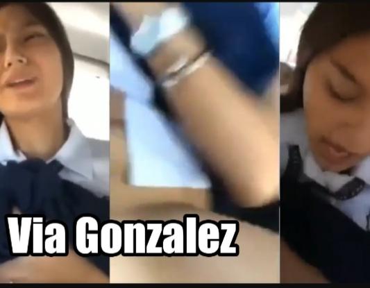 WATCH: Via Gonzalez Viral Full Video Leaks