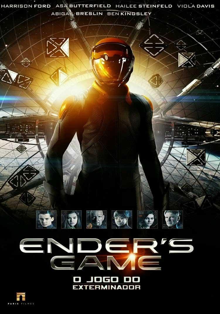 Ender's Game: O Jogo do Exterminador Torrent – Blu-ray Rip 720p e 1080p Dublado (2014)