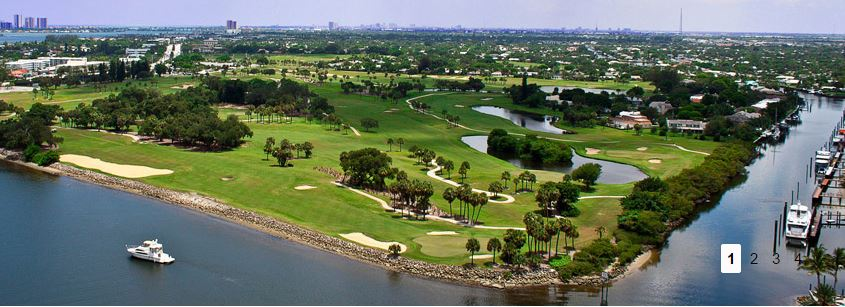 Public Golf Course N. Palm