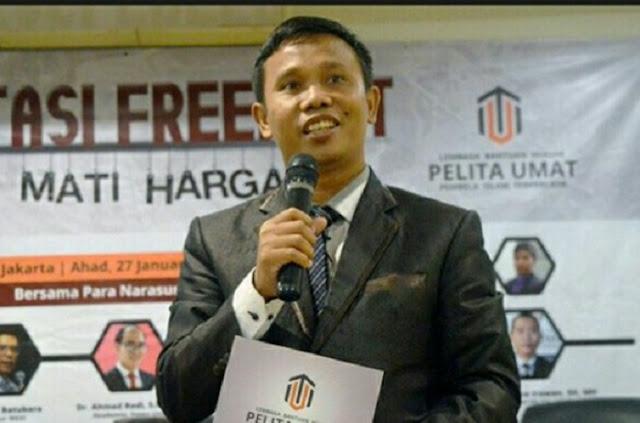 Ismail Yusanto dilaporkan ke Penyidik Polda Metro Jaya karena masih mengaku sebagai jubir HTI, padahal organisasi ini sudah dibubarkan dan terlarang. Menurut Pelapor Ayik Heriansyah,