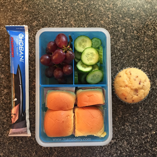 Same Lunch, 3 Ways - mamabelly.com