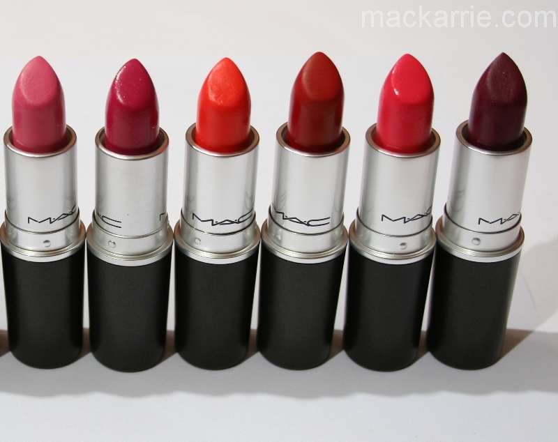 mackarrie beauty style blog mac fashion sets lipstick swatches review. Black Bedroom Furniture Sets. Home Design Ideas