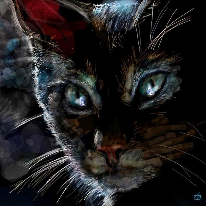 Картины в стиле PopArt. Angie Braun
