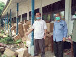 Viral, Sembako Untuk Bantuan Warga Seharga 13.6 Miliar Ditimbun Hingga Rusak