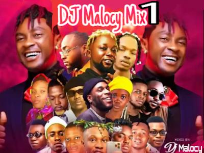 DOWNLOAD MIX: DJ Malocy Mix 1