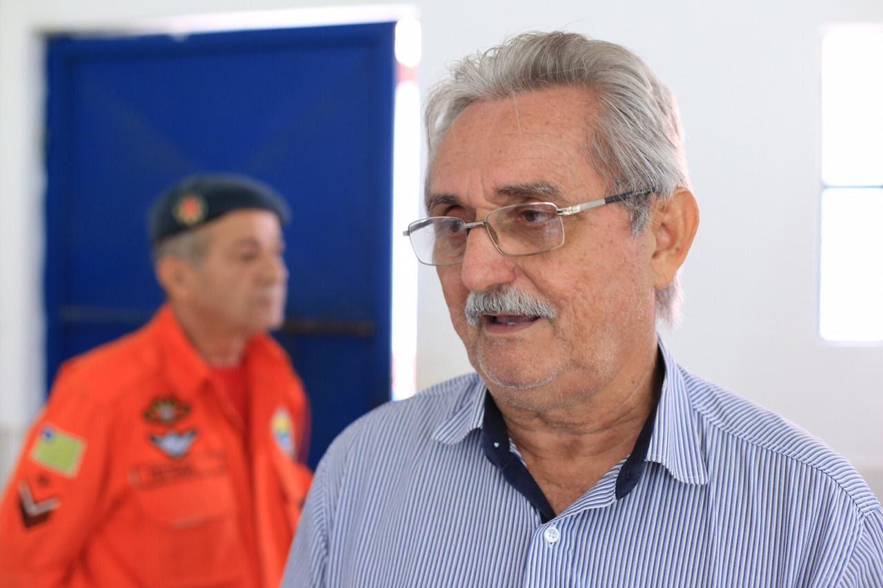 prefeito Carlos Monte