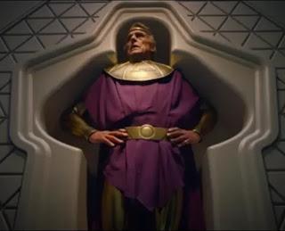 Jeremy Irons joue un Ozymandias menacé de sénilité