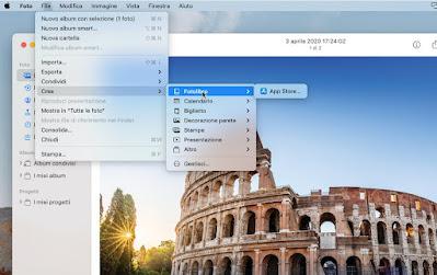 Mac stampa