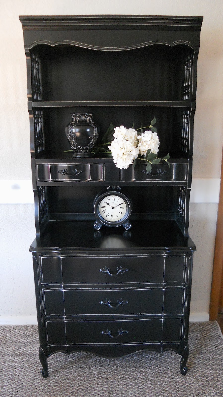 Greatest createinspire}: French Provincial Hutch DC77