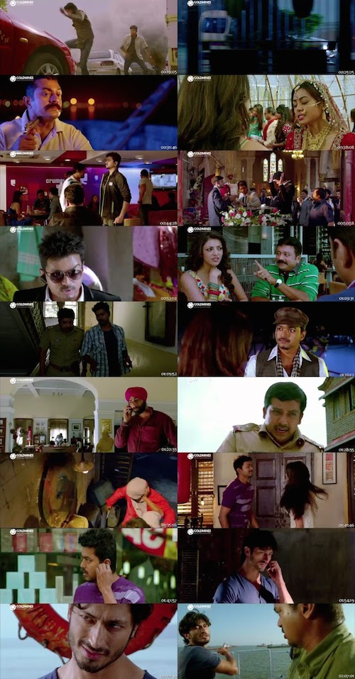 Indian Soldier Never On Holiday (2015) Hindi Dubbed WEBHD 400mb