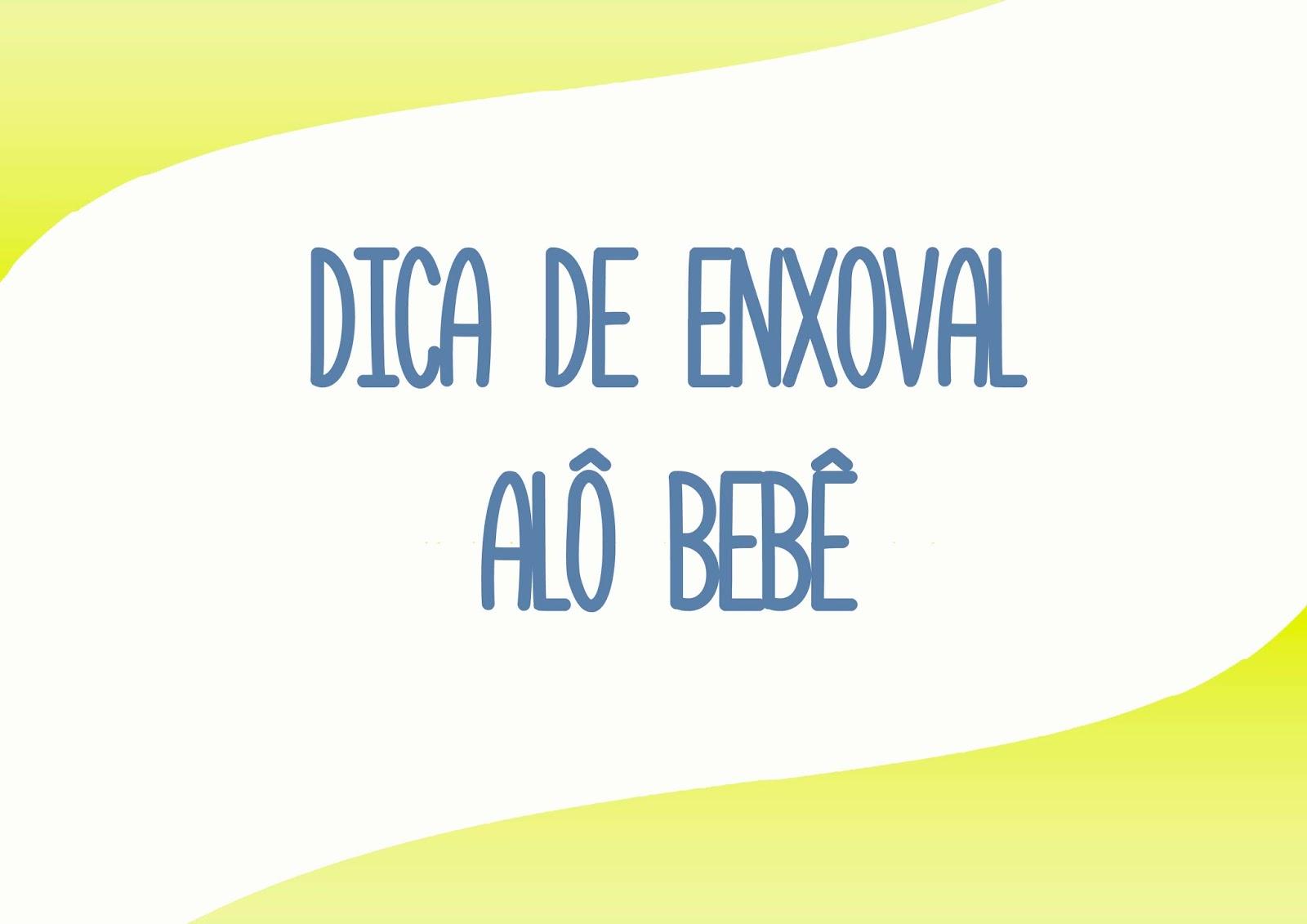 DICAS DE ENXOVAL  f937a7870e1