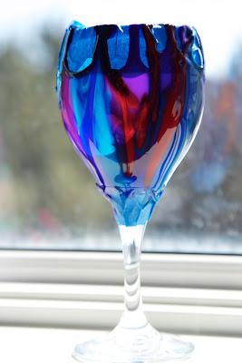 Acrylic Craft Paint Glaze