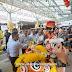 MAJLIS EDARAN PEK CENDERAHATI KEPADA PENUMPANG KTM BERHAD SEMPENA TAHUN BAHARU CINA 2019