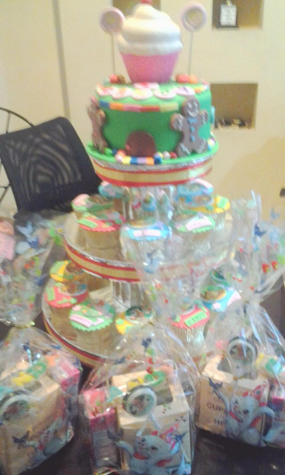 Cupcakes By Chocoholic Cupcakes Buat Goodie Bag Ulang