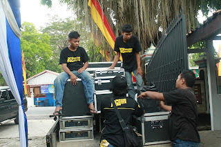 RGL Production Audio Sound System