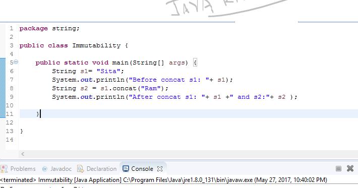 Y No Pointers In Java Java Radar: Why String...