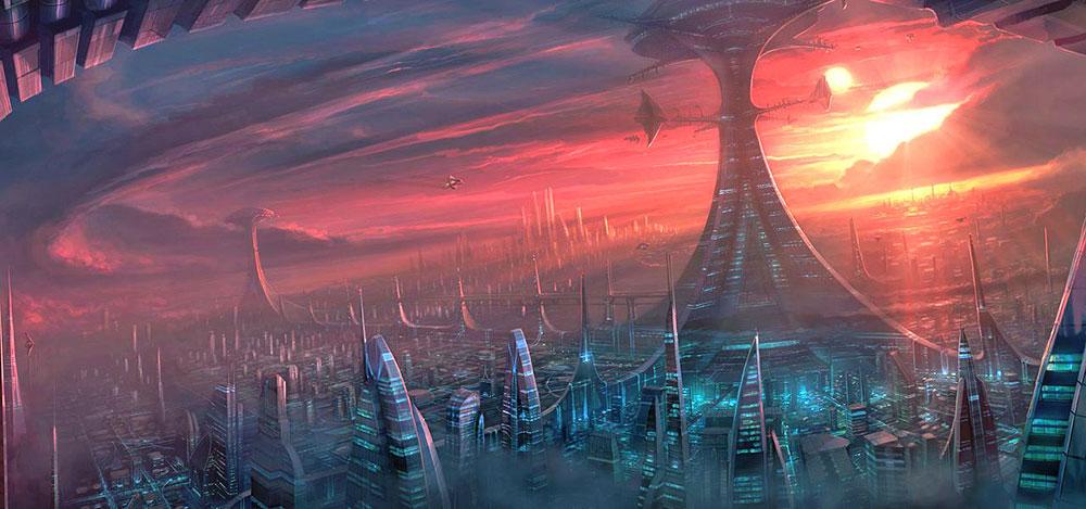 civilização alienígena