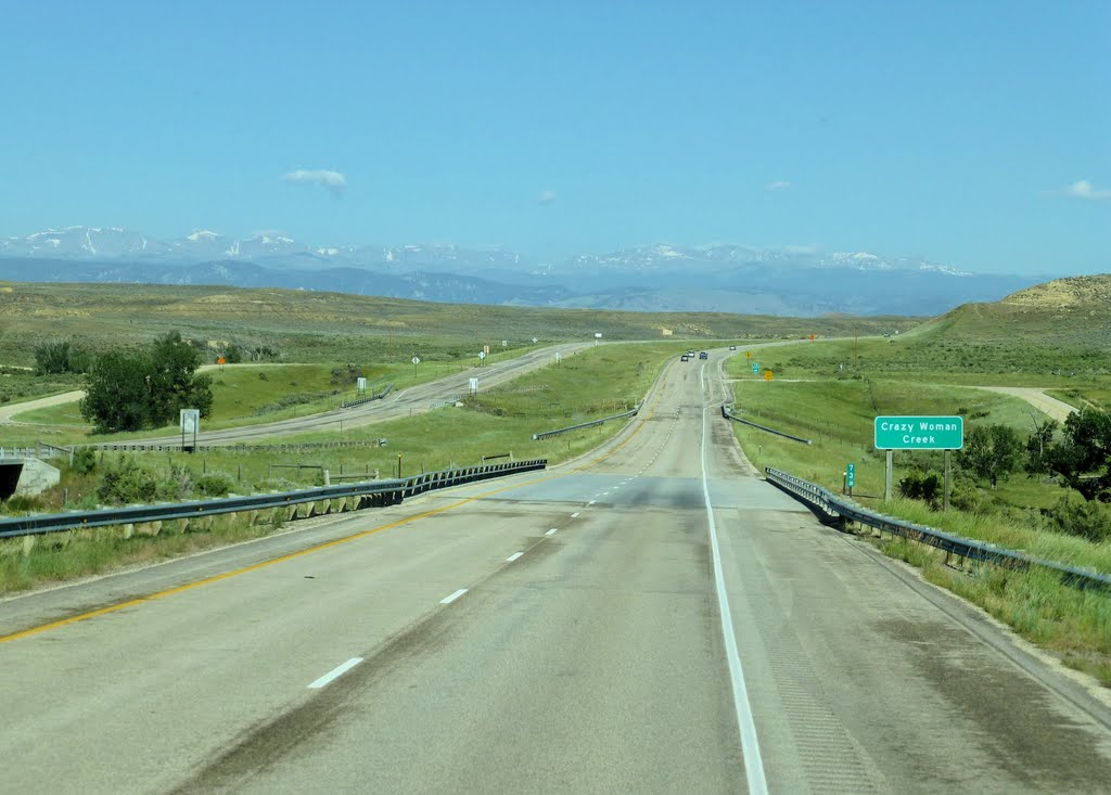 GoneByRV: On the Road from Gillette, WY to Cody, WY