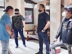 URC Totosik Ringkus Pelaku Penganiayaan di Kolongan Tomohon