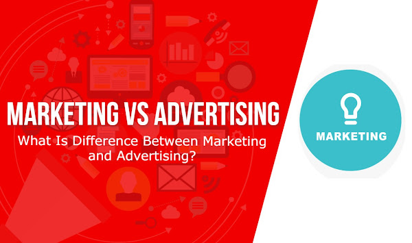 What Is Difference Between Marketing and Advertising?