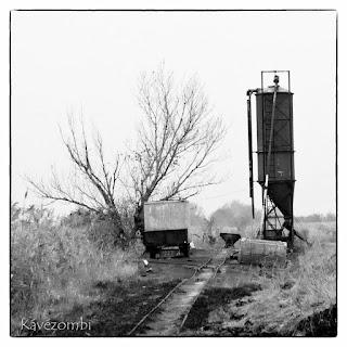 Elhagyott vasúti sínek szeged környékén