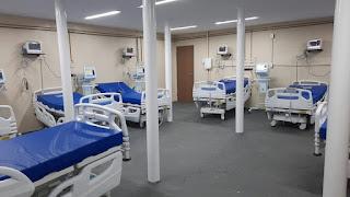 Mais de 80% dos internados com Covid-19 em hospital municipal de Campina Grande são jovens